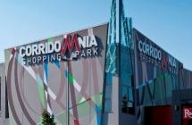 Involucri edilizi – Centro commerciale Corridomnia